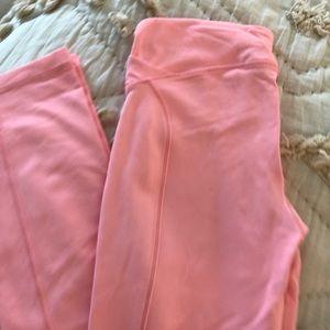 Lululemon pink pants